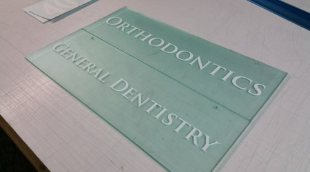 My Dentist – Directional Signs