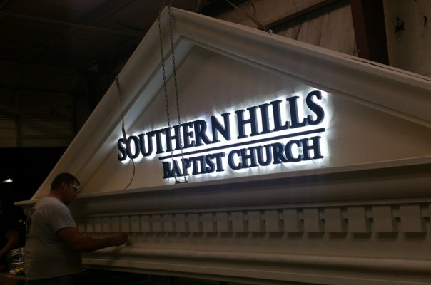 Southerhill Baptist Church 006