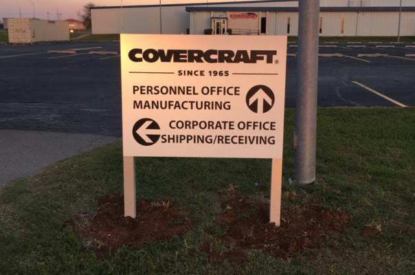 Covercraft Signage